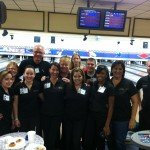 Fidelity National Title Group Bowling Happy Hour!  Great time, great fun!