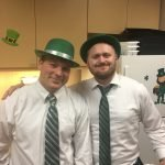 Our St. Patrick's Day Party at our office.  Great food, great music, great people, great fun!!!